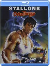 OVER THE TOP (Sylvester Stallone)  -  Blu Ray - Sealed Region free