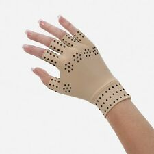 Therapy Gloves Hand Pain Relief Health Magnetic Anti Arthritis Compression Women
