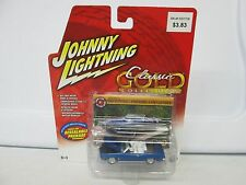 Johnny Lightning Classic Gold 1969 Pontiac Firebird Convertible