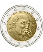 France 2016 - 2 euro commémorative - Mitterrand - UNC