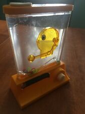 Faszination Tomy ring toss water game West Germany Waterful Mouthful Puck Man