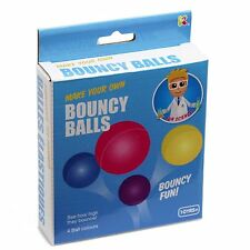 MAKE YOUR OWN BOUNCY BALL - Science Kit Activity Kids Toy