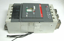 ABB SACE S5 400A Type: S5H  Circuit Breaker w/Auxillary Switch   ......  WM-04
