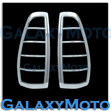 08-15 FORD SUPER DUTY TRUCK Chrome Taillight Tail Light Trim Lamp Cover 2013