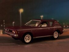 1971 71 AMC GREMLIN X HATCHBACK 1/64 SCALE COLLECTIBLE MODEL DIORAMA OR DISPLAY
