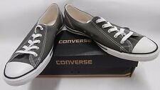 New Women's Converse All Star Grayish Green Athletic Shoes Size 8 FREE SHIP!!