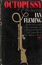 OCTOPUSSY ~ IAN FLEMING ~ FIRST AMERICAN PRINTING - 1966