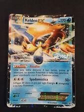 KELDEO EX PV170 - BW61 ITA -  POKEMON [MF]