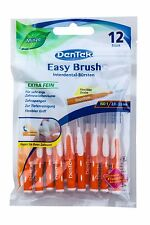 DenTek Easy Brush Interdental - Bürsten 2,0mm - 3,0mm Extra Fein ISO 1