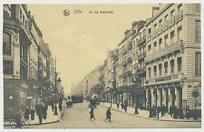 AK - Lille - La rue Nationale  (Y510)