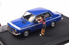 RENAULT 12 GORDINI ALTAYA ROUTE BLEUE N1 ETAPE 1 DIO71 1:43 NEW BLUE