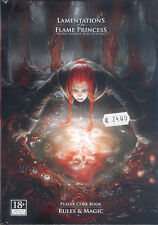 Lamentations of the Flame Princess - Player Core Book, Rules & Magic