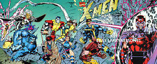 JIM LEE X-MEN #1 MARVEL POSTER PSYLOCKE WOLVERINE ROGUE GAMBIT STORM MAGNETO WOW
