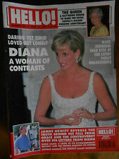 HELLO magazine #462 - June 1997 - James Hewitt - Jason Cundy - Hong Kong