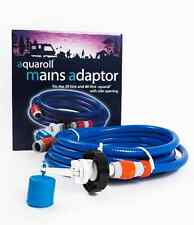 Genuine Aquaroll Mains Water Adaptor Kit connector connection Motorhome Caravan