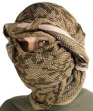 New Desert Flecktarn Scarf Full Body Scrim Net