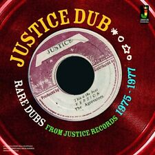Justice Dub: Rare Dubs From Justice Records 1975-1977 NEW CD £9.99