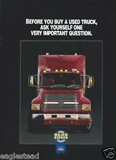 Truck Brochure - Ford - Blue Ribbon - Used  - c1995 (T1297)