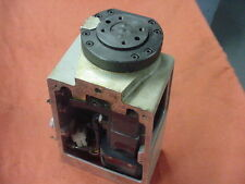 CNC Indexer Rotary Table with Sanyo Denki BL Super A/C Servo Free Shipping!