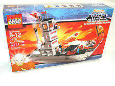 LEGO® Avatar 3829 Feuerschiff NEU OVP_ Fire Nation Ship NEW MISB NRFB to 70413