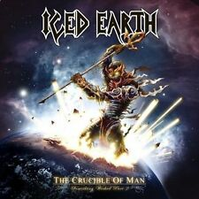 The Crucible Of Man  Something Wicked Part II  2008 by Iced Earth . EXLIBRARY