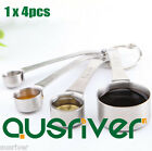 New Multifunction Measuring Cups Set Stainless Steel Kitchen Cooking Baking Tool