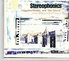 (EW695) Stereophonics, The Bartender And The Thief [Live] - 1998 CD