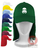 Stormtrooper legionnaire Baseball Cap Star Wars Children Kids Sun 100% Cotton