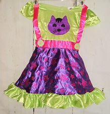 Nickelodeon Little Charmers Hazel Costume Dress Up Cosplay Size 4-6 Girls New
