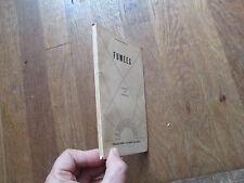 ALAIN PAGE  fumees contes et poemes la premiere chance 1953