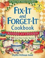 Fix-It and Forget-It Cookbook: 700 Great Slow Cooker Recipes (Fix-It and Forget-