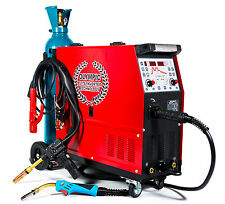 *TEMP UNAVAILABLE*ALUMIG-250 DOUBLE PULSE SYNERGIC INVERTER MIG WELDER (OLYMPIC)