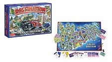Destination Great Britain The Board Game Edition Family Fun Xmas Gift Present