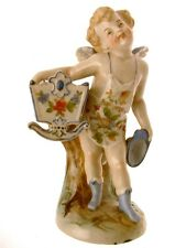 Conta & Boehme Possneck Cherub figurine or spill vase