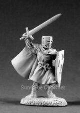 Knight Templar 02119 - Dark Heaven Legends - Reaper Miniatures D&D Wargames