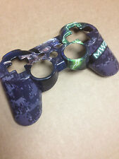 Playstation 3 * officiel call of duty modern warfare 2 ps3 controller faceplate