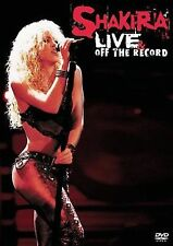 Shakira - Live & Off The Record (2-Disc Set, DVD/CD), DVD