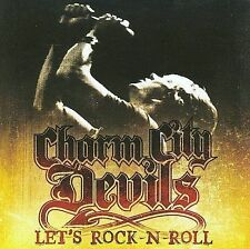 CHARM CITY DEVILS Let's Rock N Roll NEW SEALED CD 11 Songs Nikki Sixx Motley Cru
