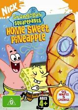 Spongebob Squarepants - Home Sweet Pineapple DVD NEW