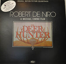 "OST - SOUNDTRACK - THE DEER HUNTER - JOHN WILLIAMS  12"" LP (M135)"