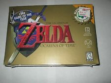 Legend of Zelda: Ocarina of Time  (Nintendo 64, 1998) n64 NEW Factory Sealed #2