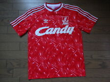 Liverpool 100% Official Adidas Originals Repro Retro Jersey Shirt S Candy Rare