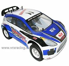 FLASH RALLY XR4 N1 1:10 ON ROAD MOTORE A SCOPPIO GO 18 RADIO 2.4 4WD RTR VRX