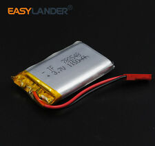 3.7V 1150 mAh Polymer li ion battery Fr Kids toys tablet music player MP3 782548