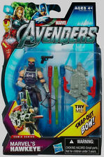 """THE AVENGERS Movie Collection_Marvel's HAWKEYE 3.75"""" figure_Comic Series_New_MIP"""