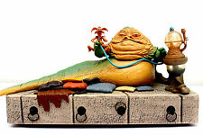 STAR WARS JABBA'S THRONE PLAYSET WITH DANCING OOLA HASBRO LEGACY COLLECTION
