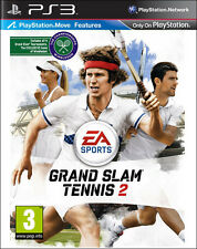 Grand slam tennis 2 PS3 * en excellent état *