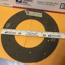Studebaker, other,  clutch lining;  11   inch.  Item:  2528