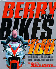 BERRY ON BIKES: THE HOT ONE HUNDRED, STEVE BERRY, Used; Very Good Book