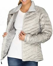 The North Face Thunder Down Jacket 800 Fill Womens High Rise Grey S New $249